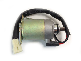 items not in the diagram such as battery starter and charging etc 125 starter motor
