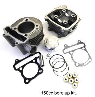 Bore Up Kit (125cc > 150cc)