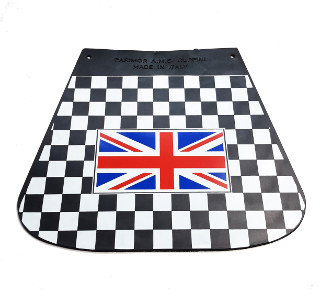 MUDFLAP GB FLAG